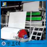 Rotolamento nuovo 1092mm automatico competitivo della carta velina della toletta di produzione che fa macchina per il documento del tovagliolo