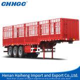 Chhgc Top Quality Stake/Cargo Trailer con Gooseneck