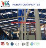 Winsroof 특허 증명서를 가진 4개의 층 기와 PMMA+FRP+UPVC