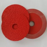 Discos da fibra cerâmica/discos de lixamento/discos fibra da resina/disco da fibra