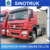 Sinotruk HOWO 6X4 Tracteur routier 10 Prime Mover Truck