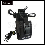 対面ラジオは運ぶ携帯無線電話(MSC-20B)のためのケース袋を