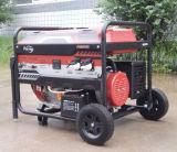 5kw/5kVA Generator van de Benzine van de Stroom 220/380V de Elektrische met Ce/Euro II, Fh6500e