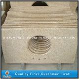 Custom G682 Comptoirs de cuisine en granit, Dessus de bureau Tops de salle de bain