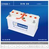 Accumulatore per di automobile acido al piombo sigillato di Mf DIN88