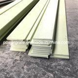 Tira lisa da fibra de vidro de FRP/GRP