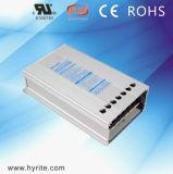 Hyrite 12V 100W livra o transformador constante Rainproof da fonte de alimentação do diodo emissor de luz da tensão da Ar-Conveção com o Bis SAA Saso TUV de RoHS do Ce