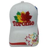 Gorra de béisbol de los 6 paneles lavada con la insignia Bb101