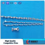 Связи кабеля струбцины напряжения кабеля для кабеля ADSS/Opgw