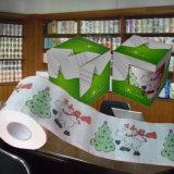 クリスマスの商業トイレットペーパーの習慣は屋内トイレロールを印刷した