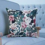 Het digitale Decoratieve Kussen/het Hoofdkussen van Af:drukken met Patroon Botanical&Floral (mx-23)