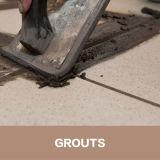 Mélanges concrets de produits chimiques de poudre de polymère de Redispersible de mortiers de réparation