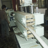 Machine en plastique de fabrication de pipe de PVC PPR de PE