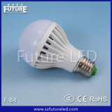 세륨 RoHS Approved 9W/7W/5W/3W Aluminium Plastic E27 B22 LED Bulb Light