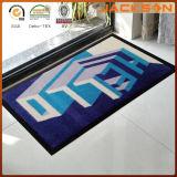 Nattes d'entrée de tapis d'étage de support en caoutchouc normal extérieures