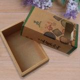 Umweltfreundlicher Pappgeschenk-Kasten für Nahrungsmittelspeicher