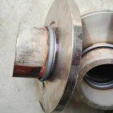 Стальной сварочный аппарат трением частей металла
