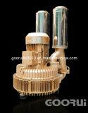 O tratamento da água/purificação de água planta o ventilador de ar lateral do anel da canaleta