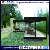 Estructuras de acero inoxidable simples edificio edificios Casas-Acero