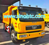6X4熱い販売FAWのダンプトラック/重いダンプトラック