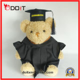 Bären-Staffelung-Teddybär der Staffelung-En71 in der schwarzen Schutzkappe