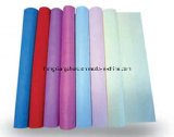 Non Woven Fabric Needle Punched Polyester Mat per Synthetic Leather