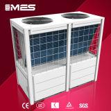 calentador de agua aire-agua de la pompa de calor 75kw
