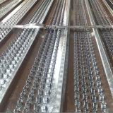 cassaforma d'acciaio costolata di spessore di 0.11mm alta