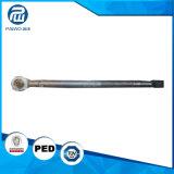 Gesmeed en Customized Chrome Piston Rod met SAE1045