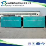 国内排水処理のための (STP)パッケージの汚水処理場