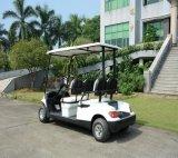 Автомобиль 4 Seaters электрический приведенный в действие Sightseeing для сбывания