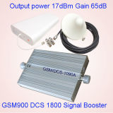 GSM 중계기 900와 듀얼-밴드 1800년 셀룰라 전화 신호 승압기