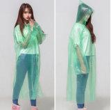Farben-erwachsener Regenmantel für Mädchen-und Jungen-Entwürfe