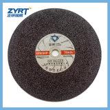 Режущий диск/диск высокого качества истирательные для стали