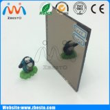 2mm, 3mm, 4mm, 5mm 의 6mm 청동색 부유물 은 미러 중국 수출