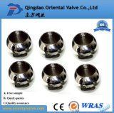 Низкая цена 1/2 304 шарика нержавеющей стали, шариковый клапан шестерни глиста