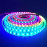 Indicatore luminoso di striscia flessibile di effetto di colore di Ws2811 Ws2812b RGB Digital