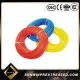 Conducteur d'en cuivre de l'approvisionnement Ylv/Yjlv2*4 d'usine/en aluminium Wire&Cable électrique