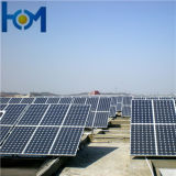Vidro de vidro solar do Baixo-Ferro do Elevado-Transmissivity para o módulo Photovoltaic