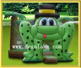 Hochwertiger aufblasbarer Überbrückungsdraht-federnd Schloss für Verkauf