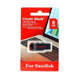 Movimentação do flash do USB para a movimentação/memória Flash da pena do USB de Sandisk