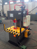Máquina vertical de la prensa hidráulica de la sola acción rápida de la columna del fabricante cuatro de China