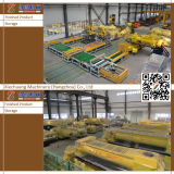 Macchina per fabbricare i mattoni rossa della macchina per fabbricare i mattoni/argilla/macchina per fabbricare i mattoni automatica