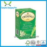 Venda por atacado de papel luxuosa do saco de chá da quantidade elevada feita sob encomenda