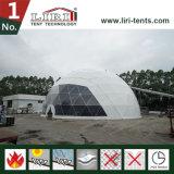 Tienda del hogar de la bóveda geodésica a partir de diámetros del 5-30m