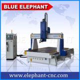 1530 4 축선 CNC 대패 기계 3D CNC 대패