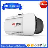 Vidrios de la realidad virtual 3D de la caja de Vr + regulador del telecontrol del juego video de Bluetooth