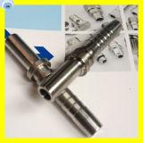 Double embout de durites convenable de connecteur de tuyau flexible 90012