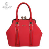 Wholesaleのための2015新式のFashion PU Leather Lady Handbag