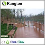 Outdoor plástico Flooring (decking de WPC)